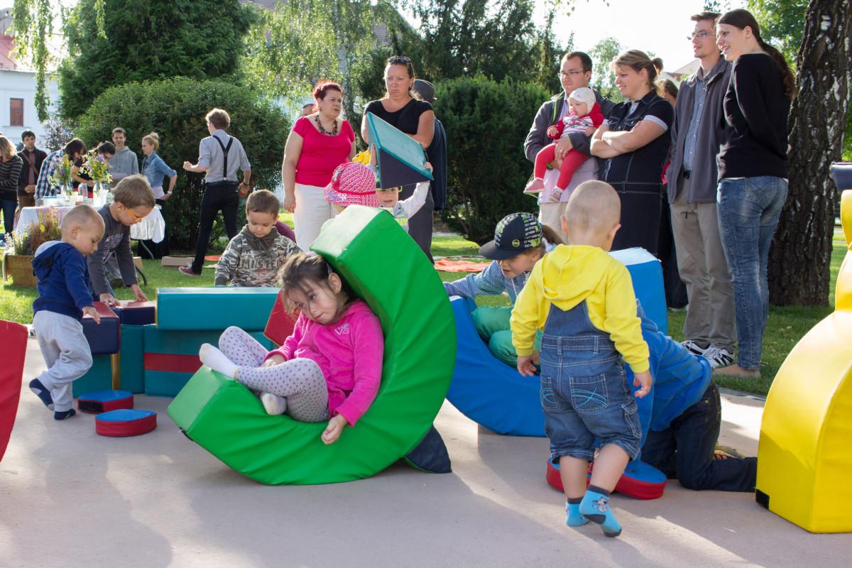 Materské centrum Rodinka - karneval